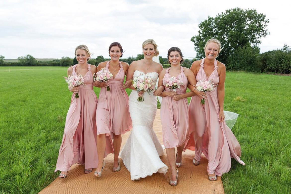 The dessy group the spot for all things bridesmaid and you can also choose different styles of bridesmaid dresses so that youre flattering each girls figure to best effect ombrellifo Gallery