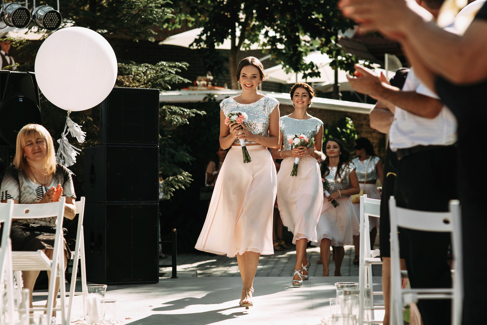 Bridesmaid Separates Trend
