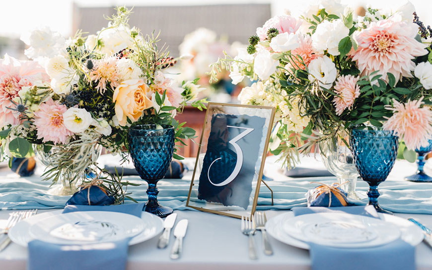 Outdoor Wedding Strategic Decor