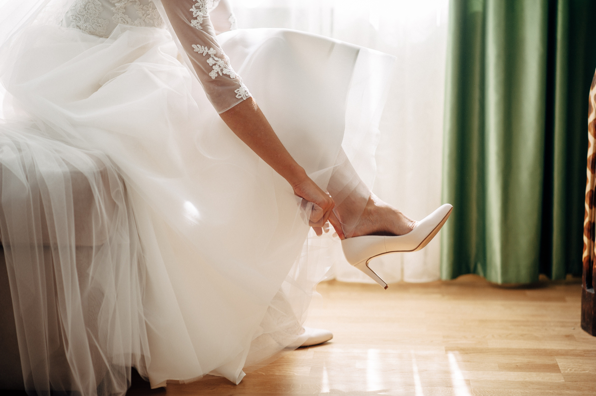 4 tips for Choosing Wedding Shoes