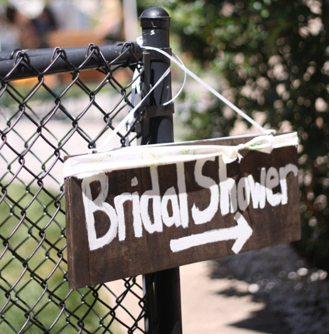 14 Photos to Inspire your DIY Garden Bridal Shower