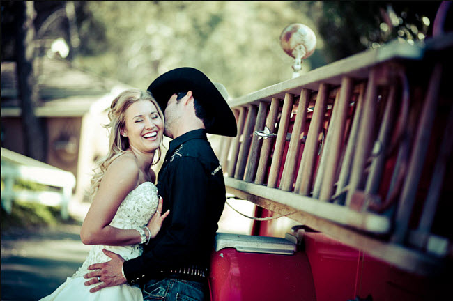 The Born and Bred Cowboy Wedding Theme
