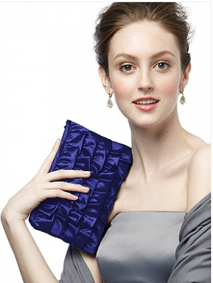 clutch handbag by Dessy