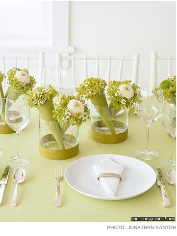 10 ideas for an apple green wedding theme junglespirit Images