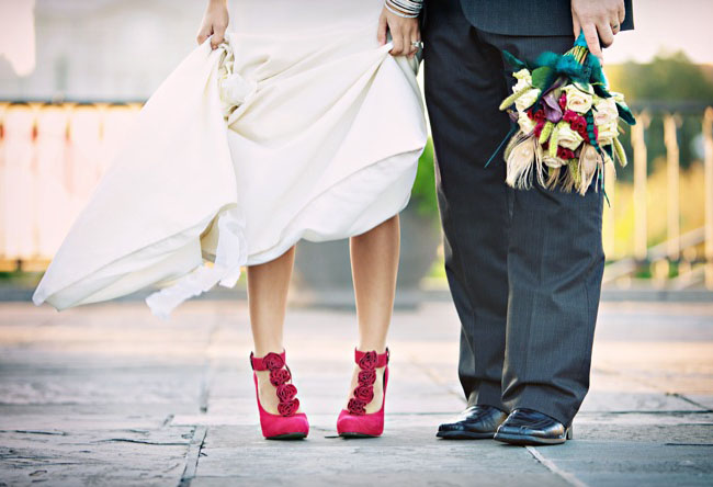 What to Know About Picking Your Wedding Shoes