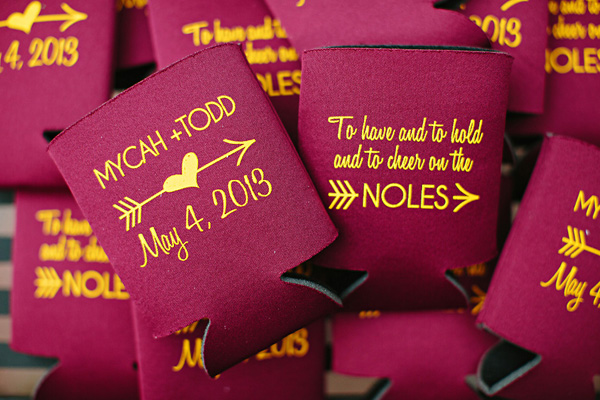 KOOZIE SAVE THE DATE