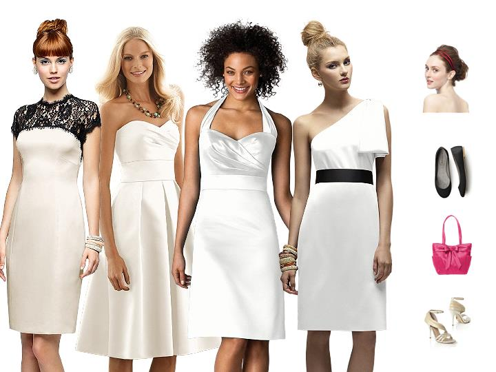 The Perfect White Dress for Your Bridal Shower!