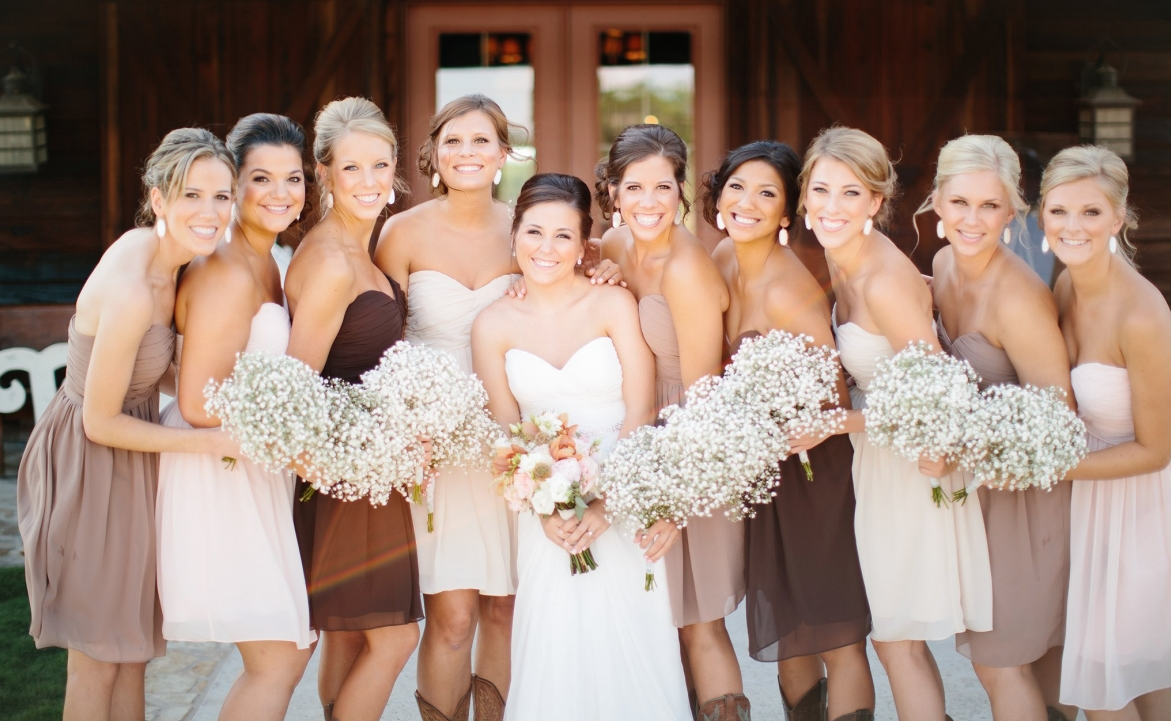 The dessy group the spot for all things bridesmaid coffee and cream wedding colours ombrellifo Choice Image