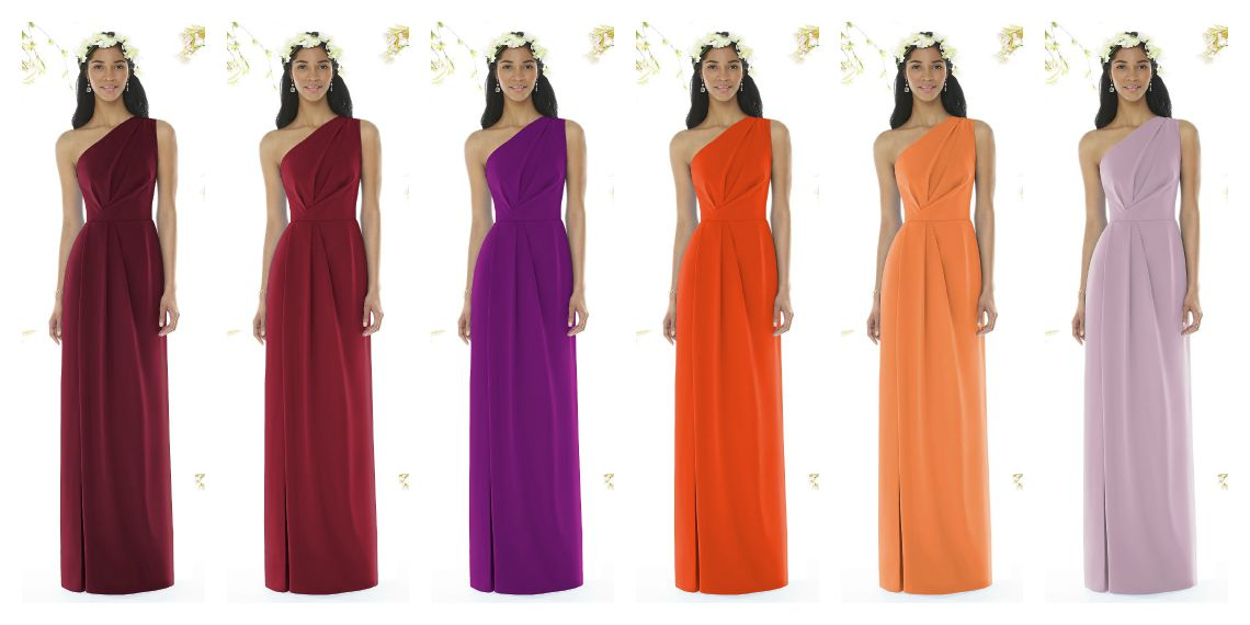 Social Bridesmaid 8156 - Fall