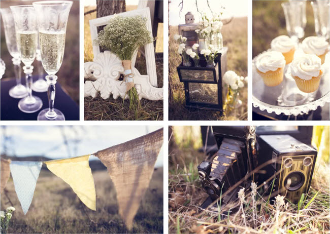 Outdoor Bride and Groom Photo Shoot