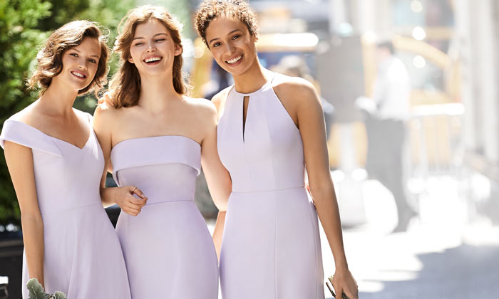 Bella Bridesmaids Dresses Spring 2019