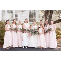 6 Things to Keep in Mind When Shopping for Junior Bridesmaid Dresses