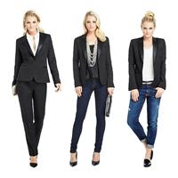How to Accessorize the Marlowe Women's Tuxedo with Dessy!