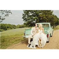 A Real Country Style Wedding Day