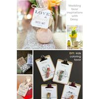 Wedding favors - DIY or don't DIY? What's best?