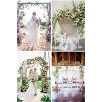 Why floral arches are a fabulous choice for weddings