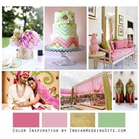 Bright Colours To Make Your Wedding Come To Life