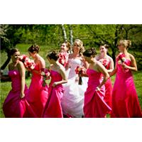 A Bridesmaid Dress for All Body Types