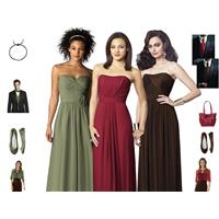 We are in Love with Pantone Moss, Claret and Espresso this Fall!
