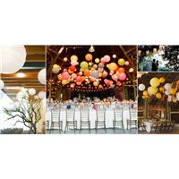 Six Ways to Decorate With Lanterns at Your Wedding