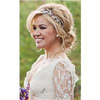 The Best Wedding Day Hairstyles We've Seen