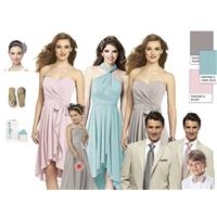 Beautiful Pastels for Your Destination Wedding!