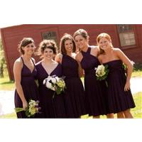 5 Reasons You Need the Twist Wrap Bridesmaid Dress!