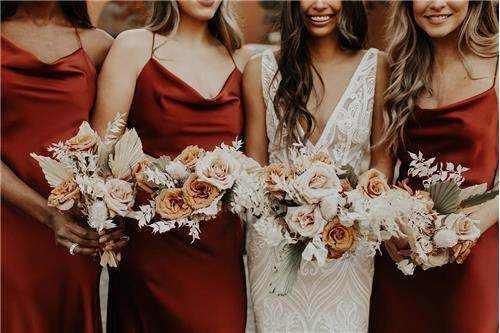 How to Measure Yourself for a Bridesmaid Dress